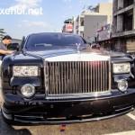 Giá xe Rolls royce Phantom về Lào Cai là 11 tỷ đồng ?