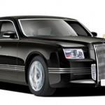 Ngắm xe siêu sang đẳng cấp của tổng thống Nga Putin
