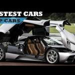 Top 10 siêu xe nhanh nhất thế giới 2016