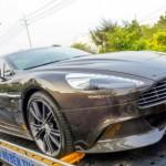 Siêu xe Aston Martin Vanquish 2016 thứ 3 về Việt Nam