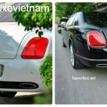 Bộ đôi siêu sang Bentley 7 tỷ biển đẹp của đại gia Thanh Hóa