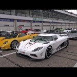 Top xe sang, siêu xe thể thao mạnh nhất hành tinh (phần 1)