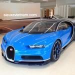 Siêu xe 2,6 triệu đô Bugatti Chiron đến California Mỹ