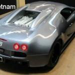 """Siêu xe Bugatti Veyron nhái vẫn """"tự tin"""" tham gia triển lãm"""