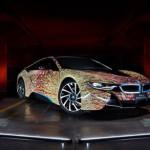 Siêu xe BMW i8 phiên bản phối màu sặc sỡ