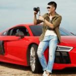 Ngắm siêu xe đỉnh cao Audi R8 V10 Plus chính hãng ở Hà Nội
