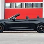 Xe BMW M4 thể thao độ bởi G-power công suất 600 mã lực
