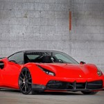 Siêu xe Ferrari độ bởi VOS