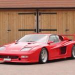 Siêu xe cổ Ferrari Testarossa độ 800 mã lực