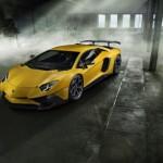 Siêu xe đỉnh cao Lamborghini Aventador SV độ mạnh mẽ