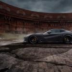 Siêu xe Ferrari F12 Berlinetta độ độc bởi hãng Rosso N-Largo S