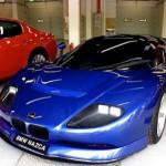 Bộ sưu tập xe 5 tỷ đô của Quốc vương Brunei