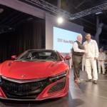 Siêu xe Acura NSX 2017 đầu tiên trao tay khách hàng