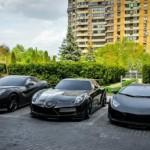 3 siêu xe khủng độ bởi Mansory khoe dáng trên phố