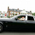 Bộ sưu tập siêu xe của tỷ phú Donald Trump