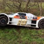 Siêu xe khủng Gumpert Apollo tai nạn tại Gumball 3000 2016