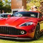Vẻ đẹp siêu xe Aston Martin Vanquish Zagato