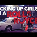 Dùng xe siêu sang Rolls royce Phantom tán gái