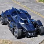 """Siêu xe Lamborghini Gallardo """"biến hình"""" thành xe Batman"""