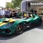 Siêu xe Lotus 3-Eleven và Elise Cup 250 chuẩn bị sản xuất