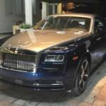Phan Thành mua thêm xe siêu sang Rolls-Royce Wraith