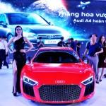 Ngắm tận cảnh siêu xe Audi R8 V10 tại Audi Progressive 2016