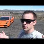 Nhiều siêu xe Lamborghini hàng độc đi chơi Golf