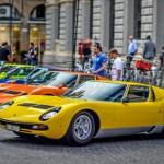 Lamborghini Miura dòng siêu xe tôn vinh người sáng lập Lamborghini