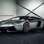 Ngắm siêu xe Lamborghini Aventador mui trần của rapper Drake