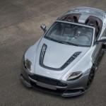 Ngắm siêu xe khủng Aston Martin Vantage GT12 mui trần