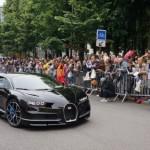 Chi tiết siêu xe Bugatti Chiron thắng xe mạnh nhất ở Le Mans