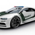 Cảnh sát Dubai sắp mua thêm siêu xe Bugatti Chiron ?