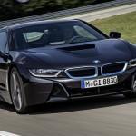 Siêu xe BMW i8 hoàn toàn mới dùng điện 100% ?