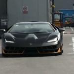 Đại gia lái siêu xe Lamborghini Centenario triệu đô dạo phố