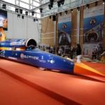 Dự án siêu xe tên lửa Bloodhound SSC sắp chạy thử tiếp