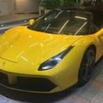 Ngắm siêu xe Ferrari 16 tỷ quà tốt nghiệp của Phan Hoàng