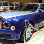 Xe siêu sang Bentley Mulsanne Limousine cho tỷ phú