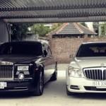 Ngắm 6 xe siêu sang Rolls royce khủng nhất Ninh Bình