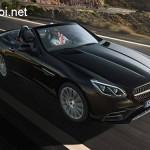 Siêu xe thể thao Mercedes SLC 43 AMG ra mắt ở Ấn Độ