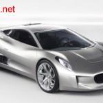 Siêu xe điện Jaguar mới mang mã X590