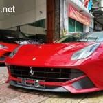Dàn siêu xe đỉnh của đại gia Việt khoe dáng trên phố