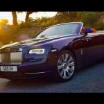 Chiêm ngưỡng vẻ đẹp của xe siêu sang Rolls-Royce Dawn triệu đô