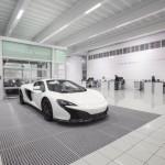 Những bí mật chưa biết về siêu xe McLaren 650S (phần 2)
