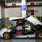 Nghi vấn siêu xe Pagani Huayra 78 tỷ đồng về tay Minh Nhựa