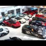 Bộ sưu tập siêu xe từ cổ điển đến hiện đại của tỷ phú