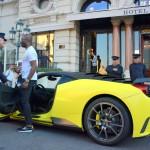 Siêu xe Ferrari 458 italia độ Mansory của sao bóng đá Samuel Eto'o