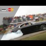 Xe siêu sang triệu đô Rolls-Royce Wraith Drift chuyên nghiệp