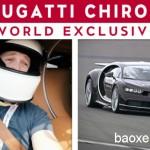 Video siêu xe Bugatti Chiron lập kỷ lục ở đường đua Nurburgring
