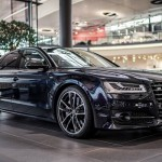 "Ngắm xe siêu sang Audi S8 Plus ""siêu du thuyền mặt đất"""