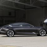 Xem xe siêu sang Cadillac Escala Concept ra mắt người hâm mộ